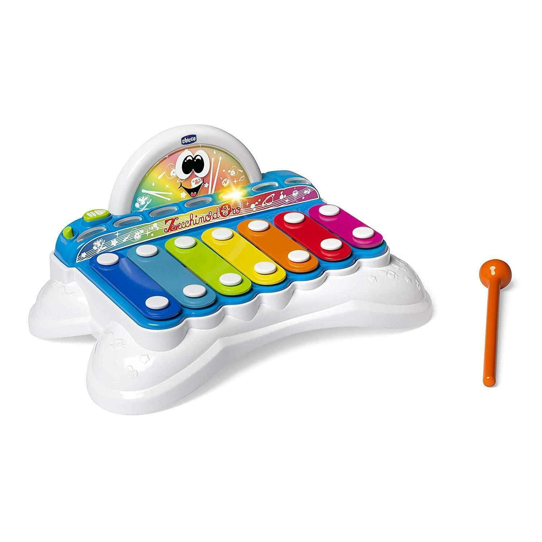 chicco gioco xilofono arcobaleno