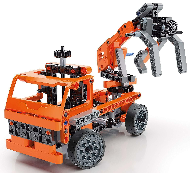 clementoni scienza & gioco - laboratorio meccanica - camion da trasporto 19053