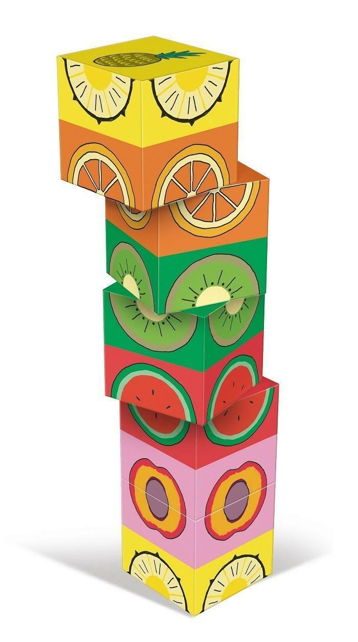 clementoni sapientino - tutti frutti 16122