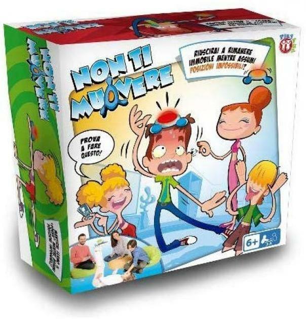 imc toys imc toys gioco non ti muovere