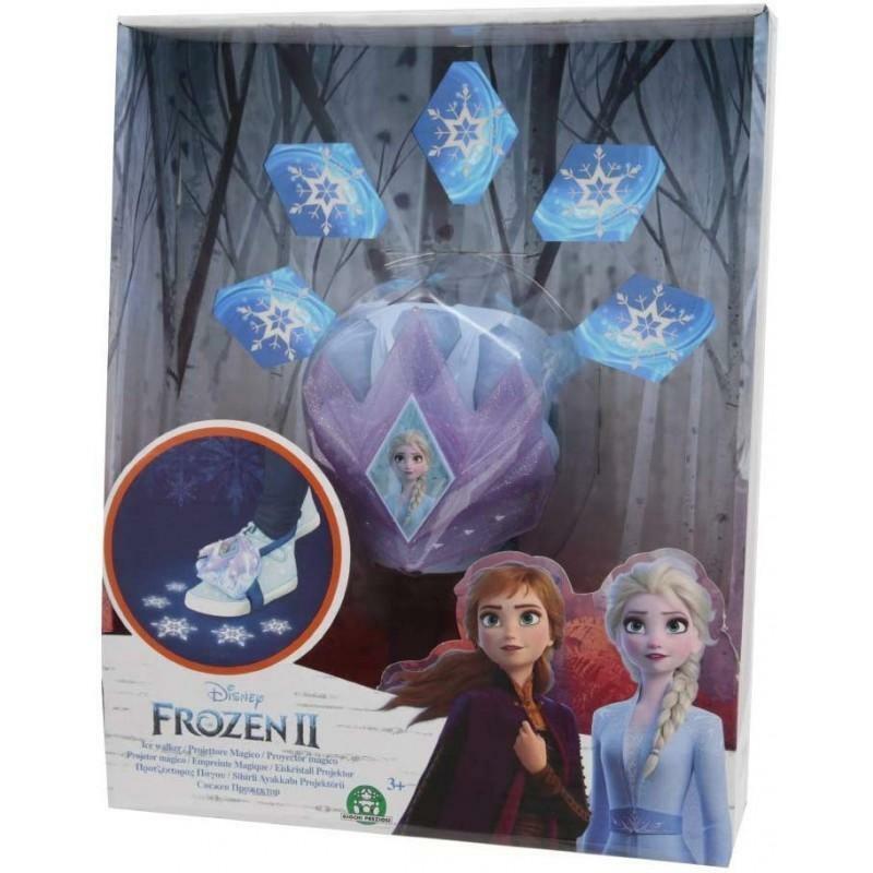 giochi preziosi frozen ii - proiettore magico disney