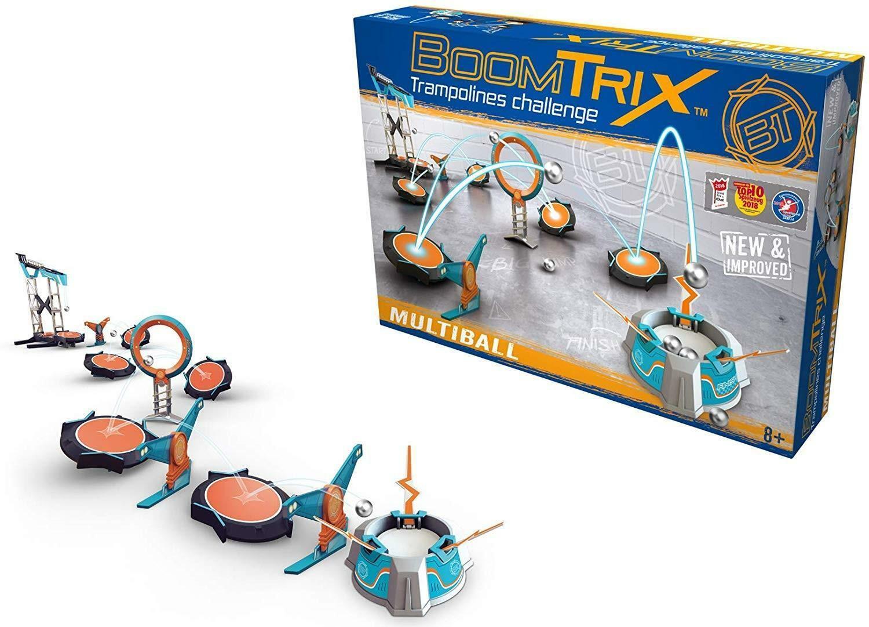 giocattoli boomtrix multiball pack