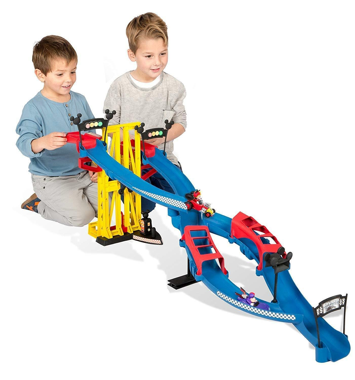 imc toys mickey roadster racers - super pista di allenamento