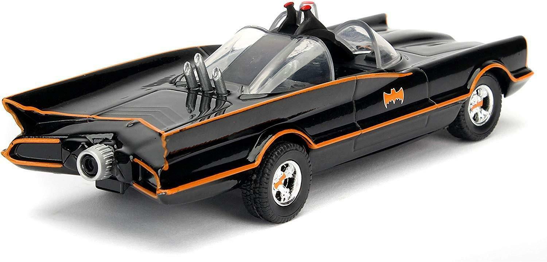 jada jada dc batmobile classic tv series - scala 1/32