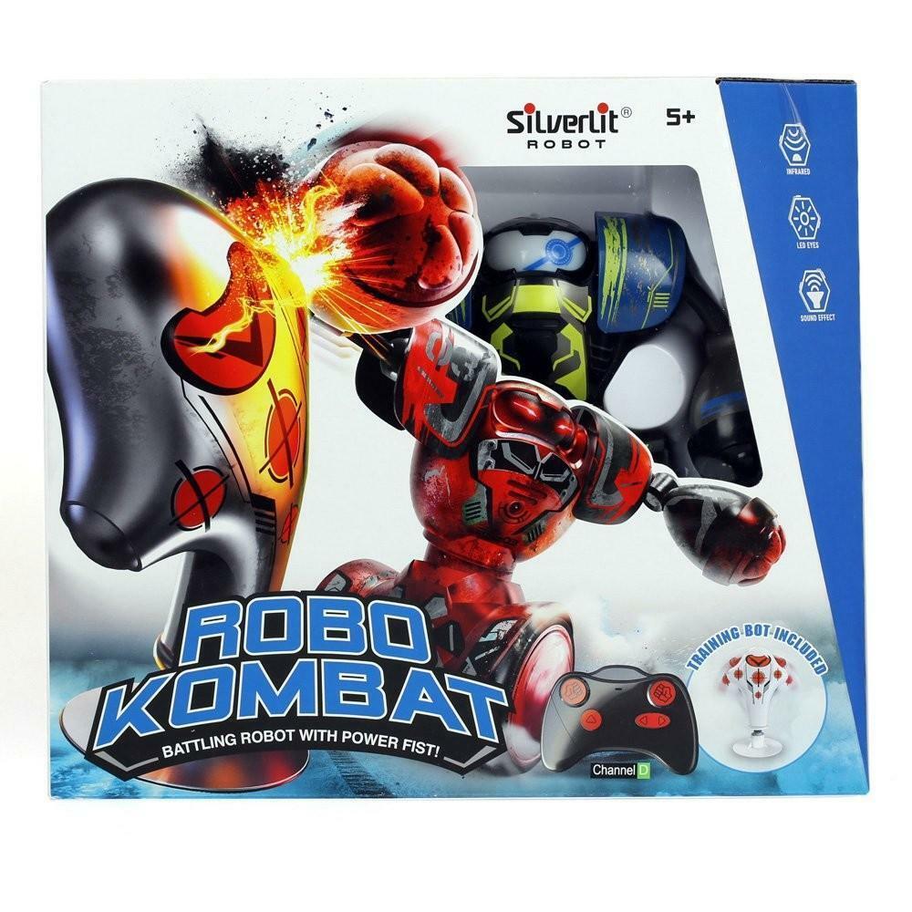 silverlit silverlite robo kombat - single pack