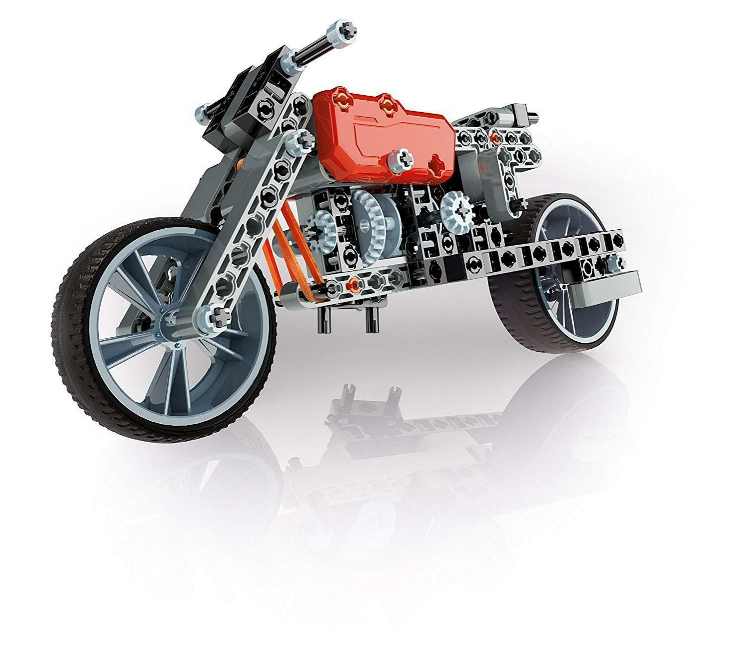 clementoni clementoni scienza & gioco - roadster & dragster 13969