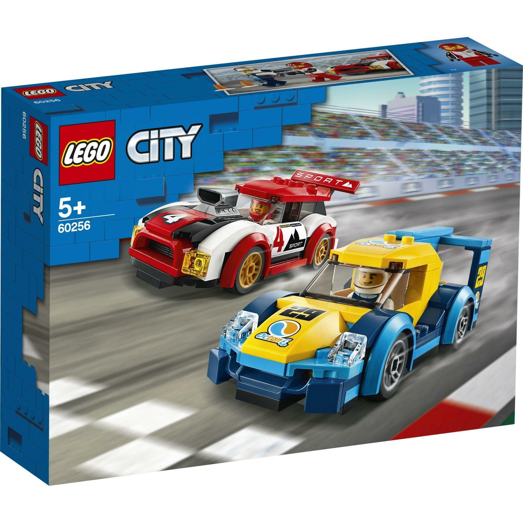 lego lego city 60256 - auto da corsa