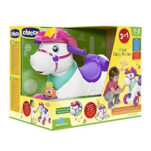 chicco chicco miss baby rodeo