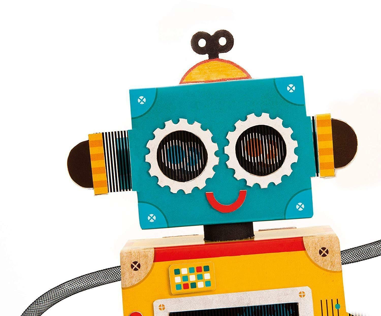clementoni play creative - crea il tuo robot 15262