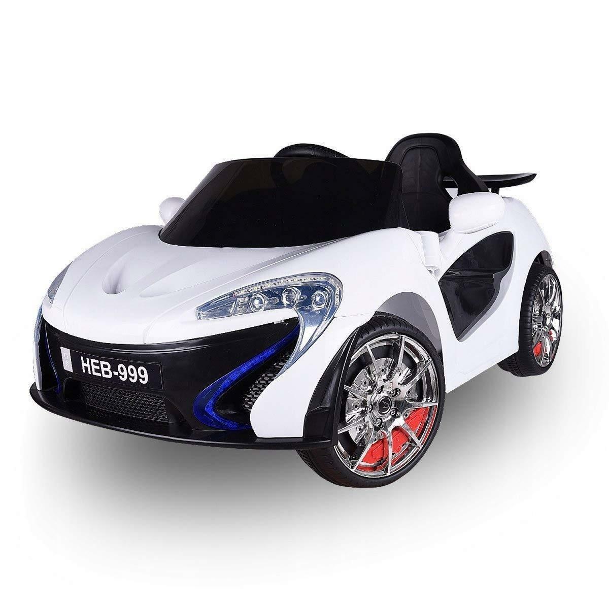 biemme biemme auto elettrica 12 v daytona bianca radiocomandata