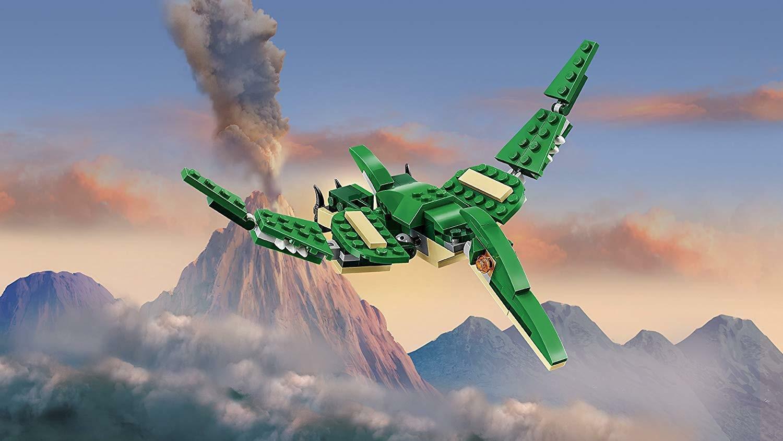 lego lego creator 31058 - dinosauro