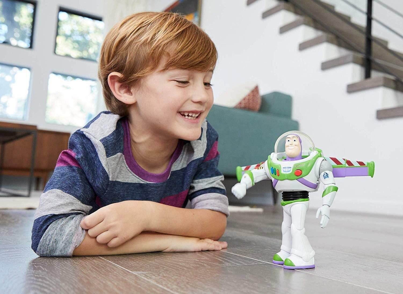 mattel mattel toy story 4 - buzz lightyear missione speciale