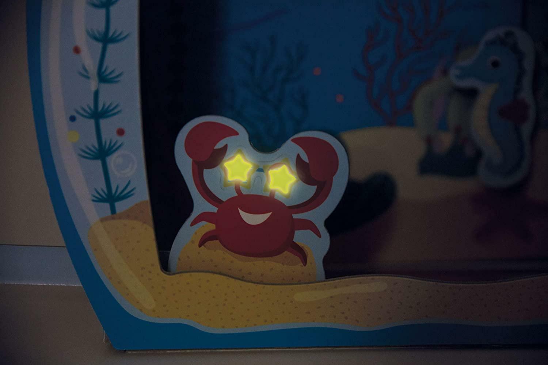 clementoni play creative - crea il tuo acquario 15259