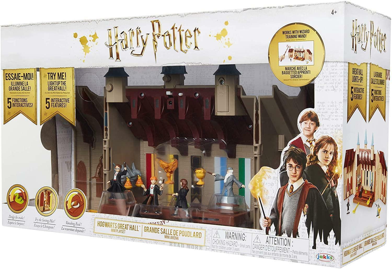 jakks pacific jakks pacific  harry potter il castello di hogwarts