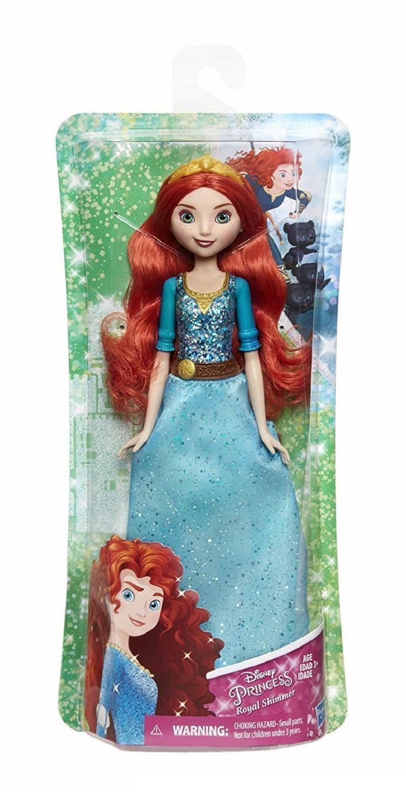 hasbro disney princess - royal shimmer fashion doll 30 cm
