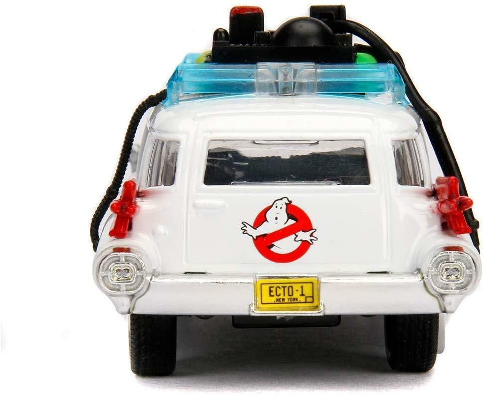 jada jada ghostbusters ecto-1 - scala 1/32