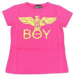 boy london boy london t-shirt ragazza fuxia giallo tsbl2101jT-SHIRT RAGAZZA BOY LONDON