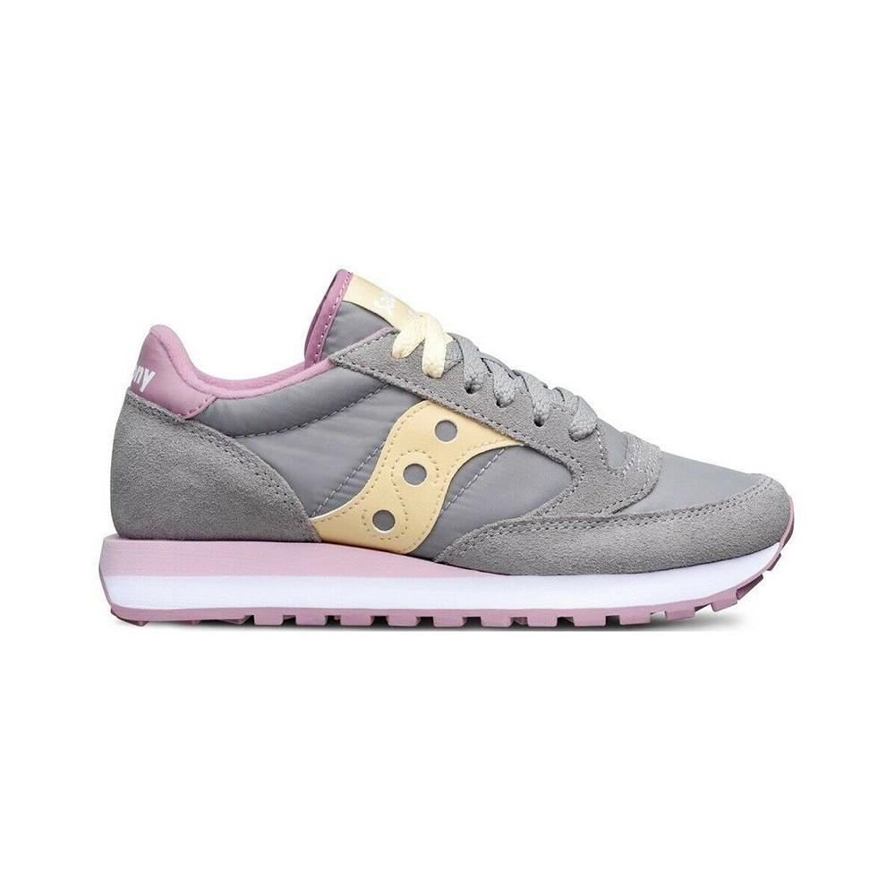saucony saucony scarpa jazz original donna grigio rosa s1044
