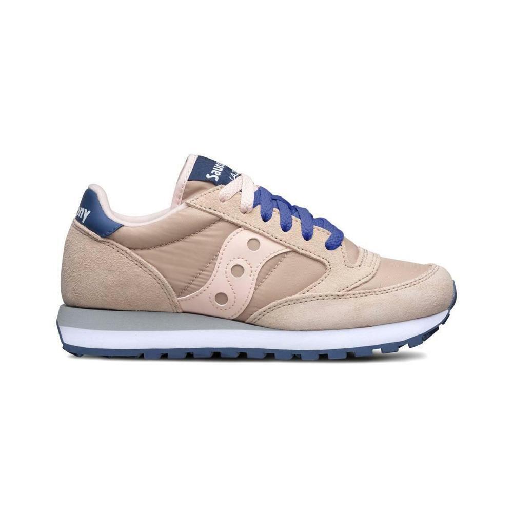 saucony saucony scarpa jazz original donna rosa blu s1044