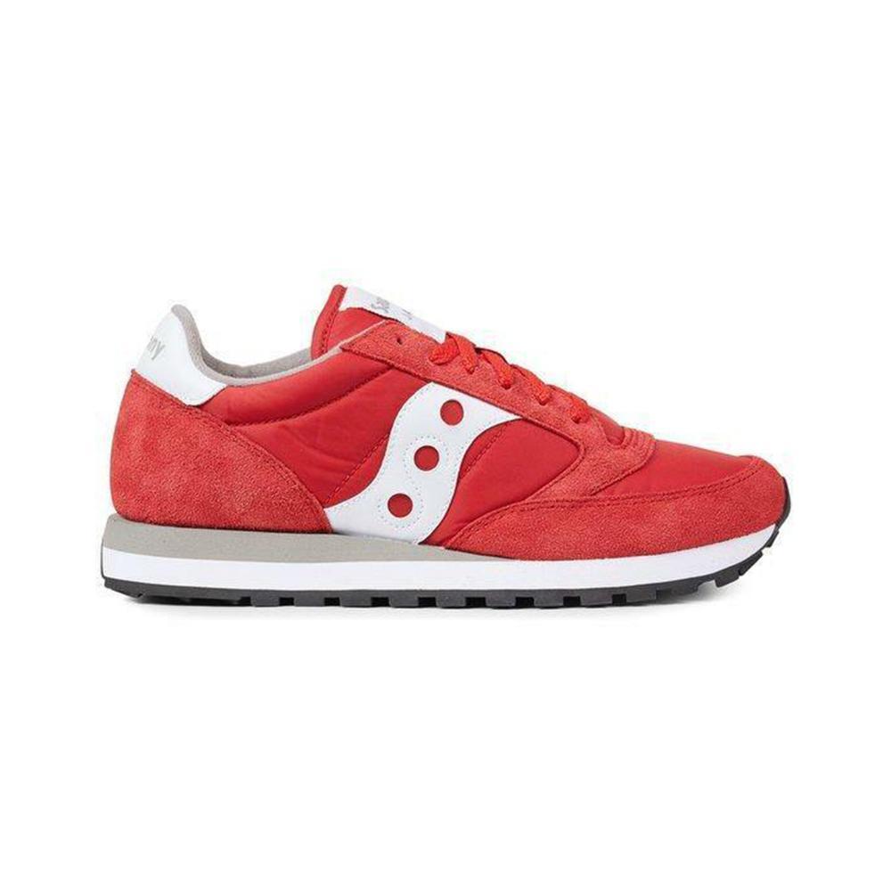 saucony saucony scarpa jazz original sportiva uomo rosso bianco s 2044