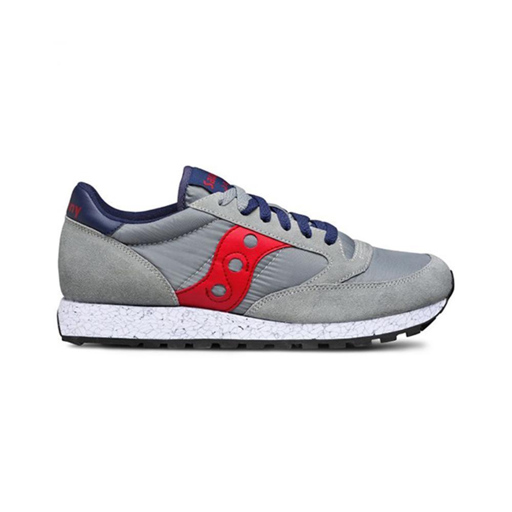 saucony saucony scarpa uomo grigio rosso blu s2044-418