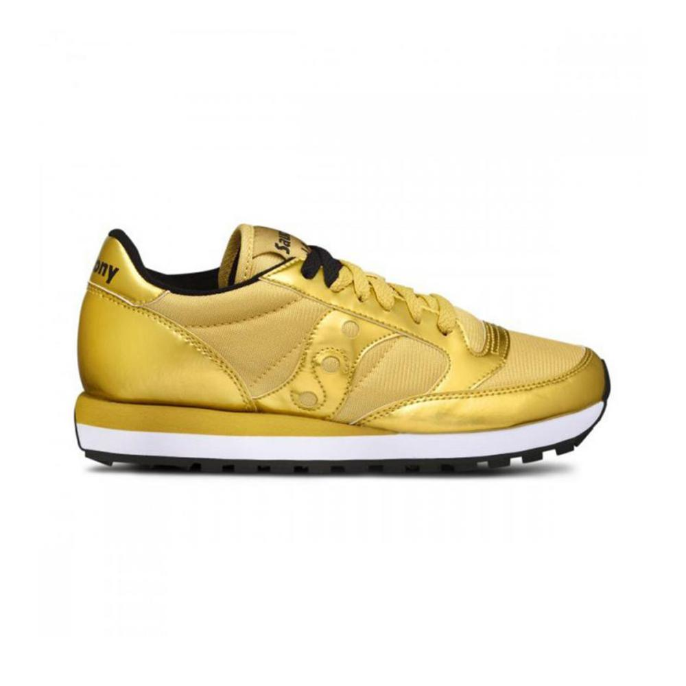 saucony saucony scarpa jazz original donna oro s1044s