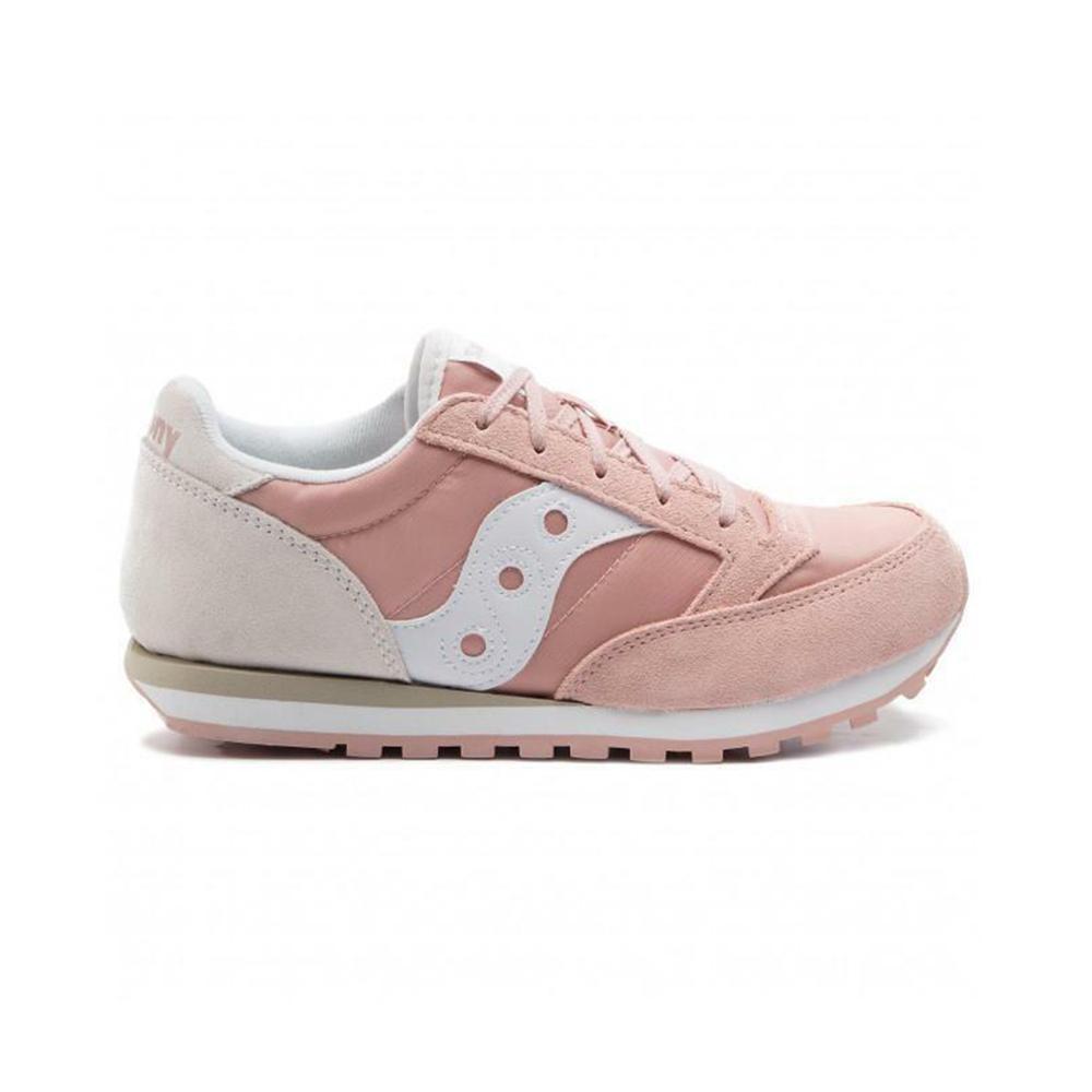 saucony saucony scarpa bambina rosa crema sk161004