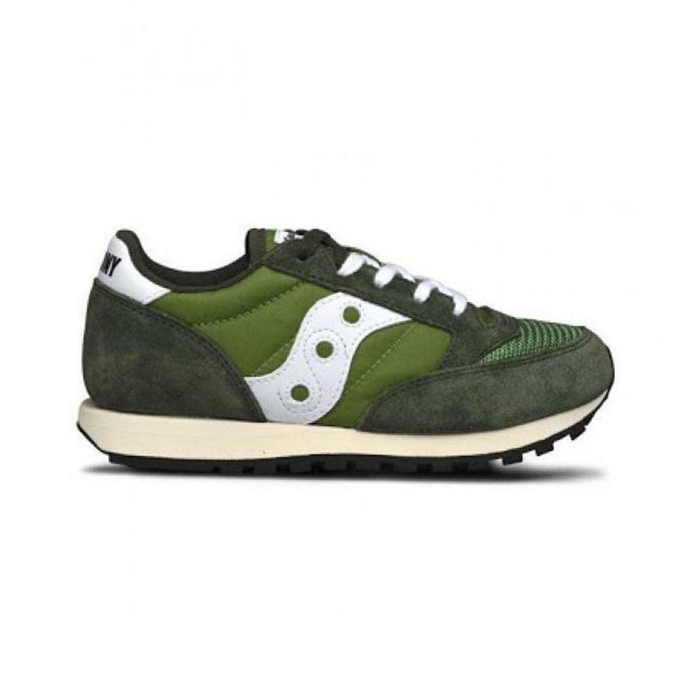 saucony scarpa saucony junior verde bianco sk260412