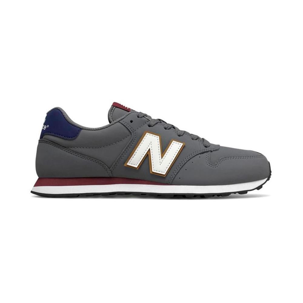 new balance new balance scarpa uomo grigio gm500wbg
