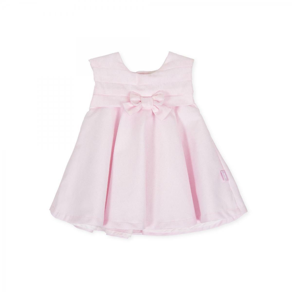 tutto piccolo tutto piccolo vestitino bambina rosa 8414s201