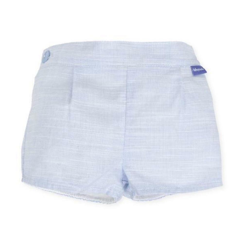 tutto piccolo tutto piccolo bermuda neonato azzurro 8111s20