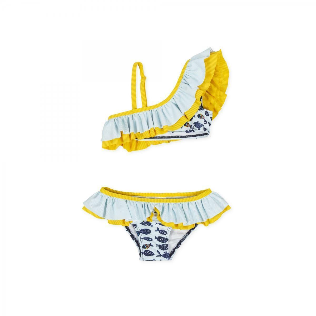 tutto piccolo tutto piccolo bikini neonata multicolore 8573s20