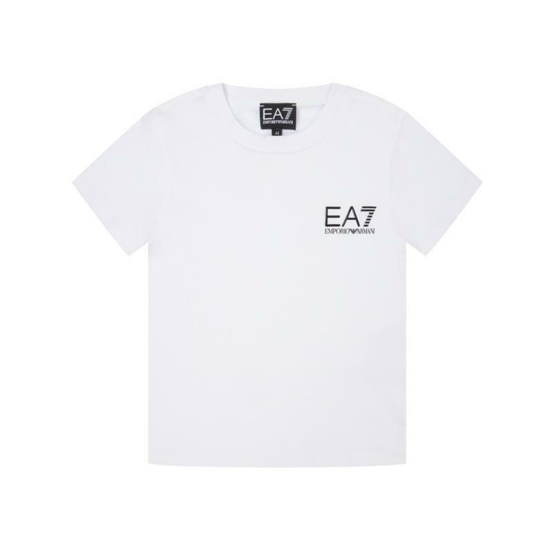 ea7 t-shirt ea7 junior  3hbt51-bj02z