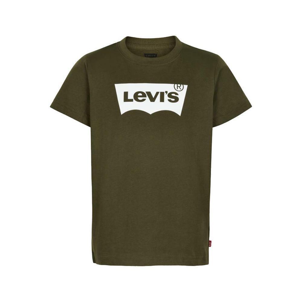 levis t-shirt levis bambino verde 8e8157