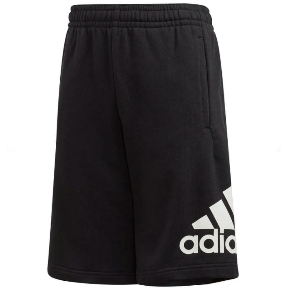 adidas adidas bermuda bambino nero bianco fm6456