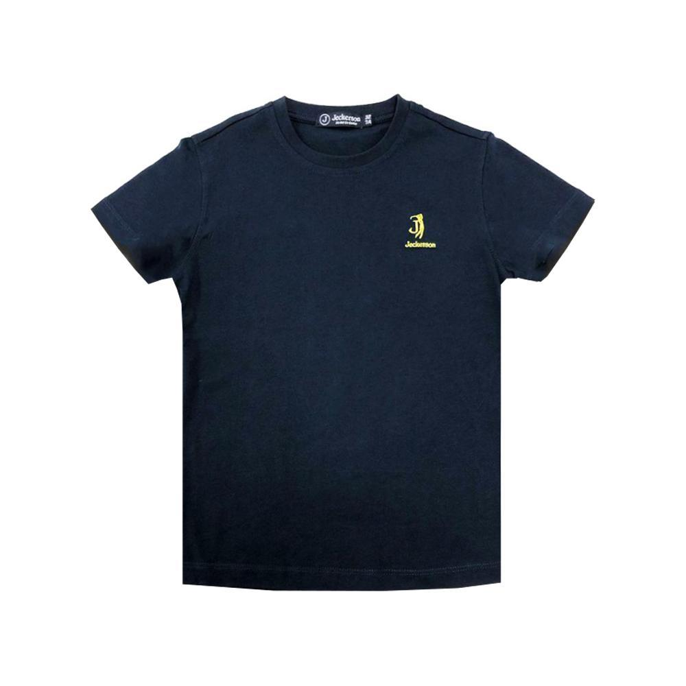 jeckerson jeckerson t-shirt bambino blu jb1669