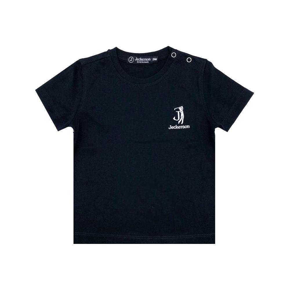 jeckerson jeckerson t-shirt neonato blu jn1854