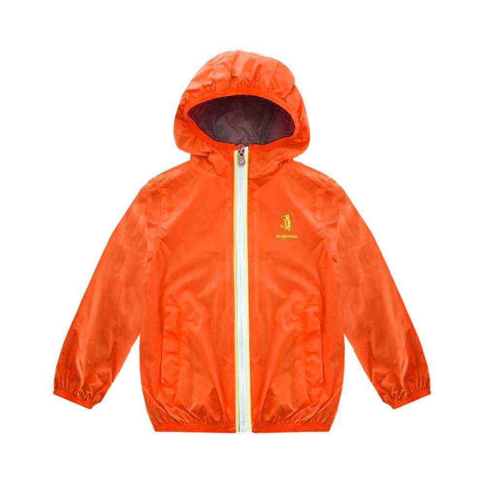 jeckerson jeckerson giubbotto neonato arancio jn1843