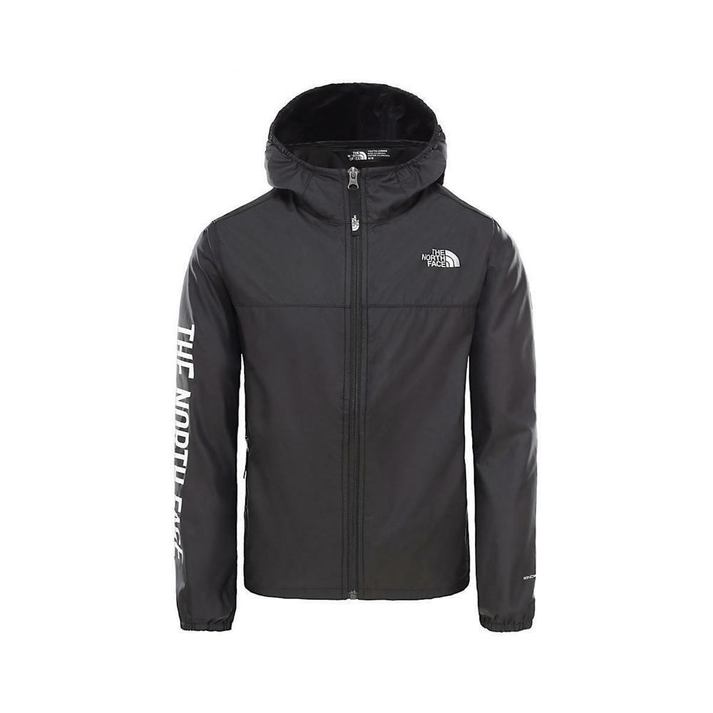the north face the north face giubbotto bambino nero nf0a3nkg