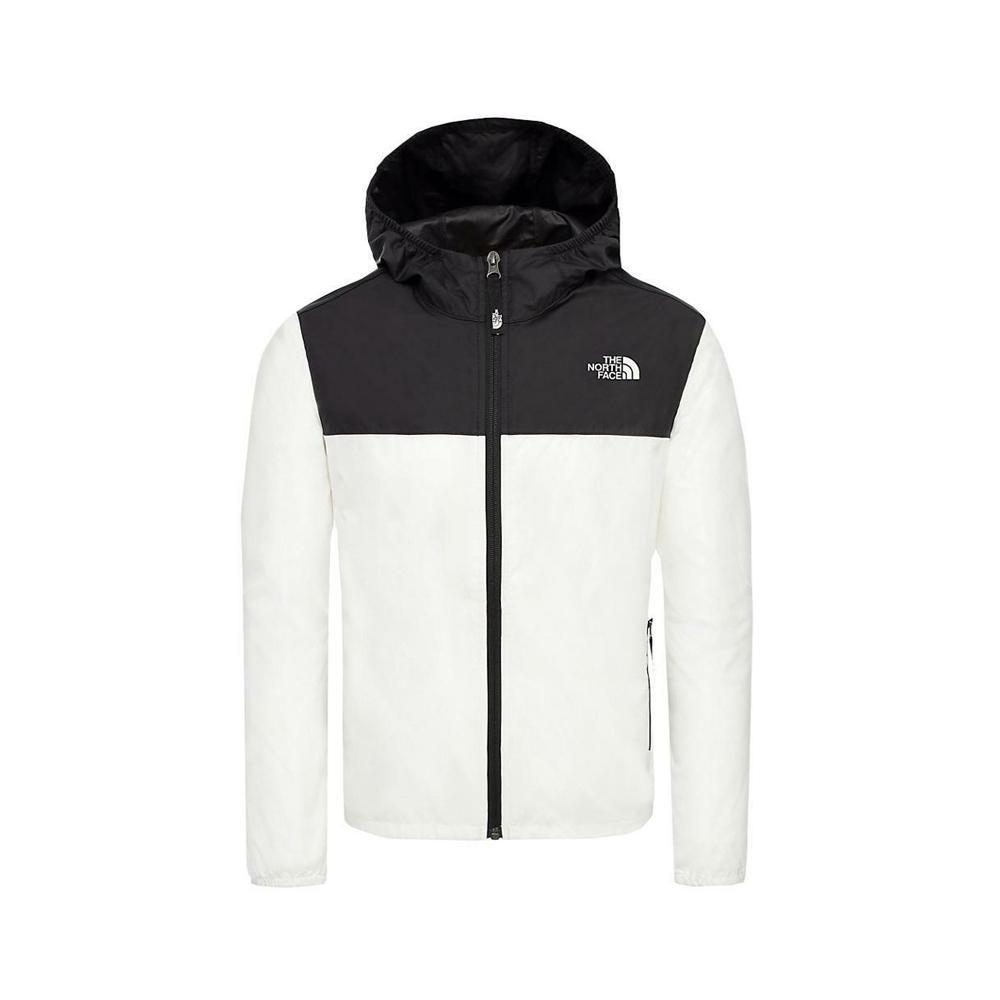 the north face the north face giubbotto bambino bianco nero nf0a3nkg
