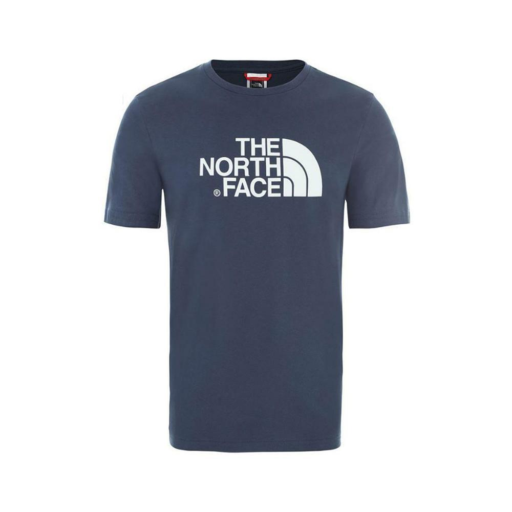 the north face the north face t-shirt uomo bluette nf0a2tx3
