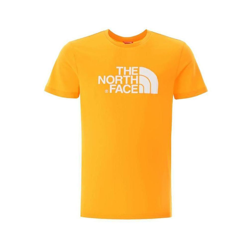 the north face t-shirt the north face uomo ocra nf0a2tx3