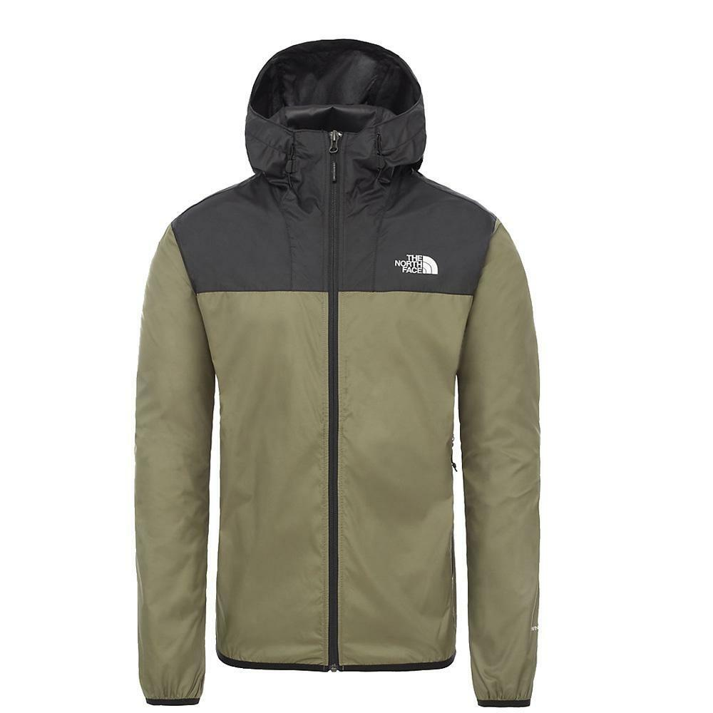 the north face the north face giubbotto uomo verde nero nf0a2vd9