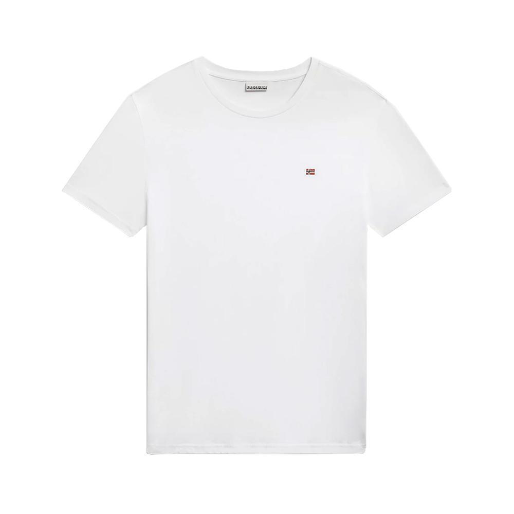 napapijri napapijri t-shirt junior bianco np0a4ev21