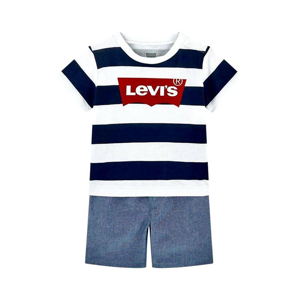 levis levis completo neonato blu bianco 6ea896