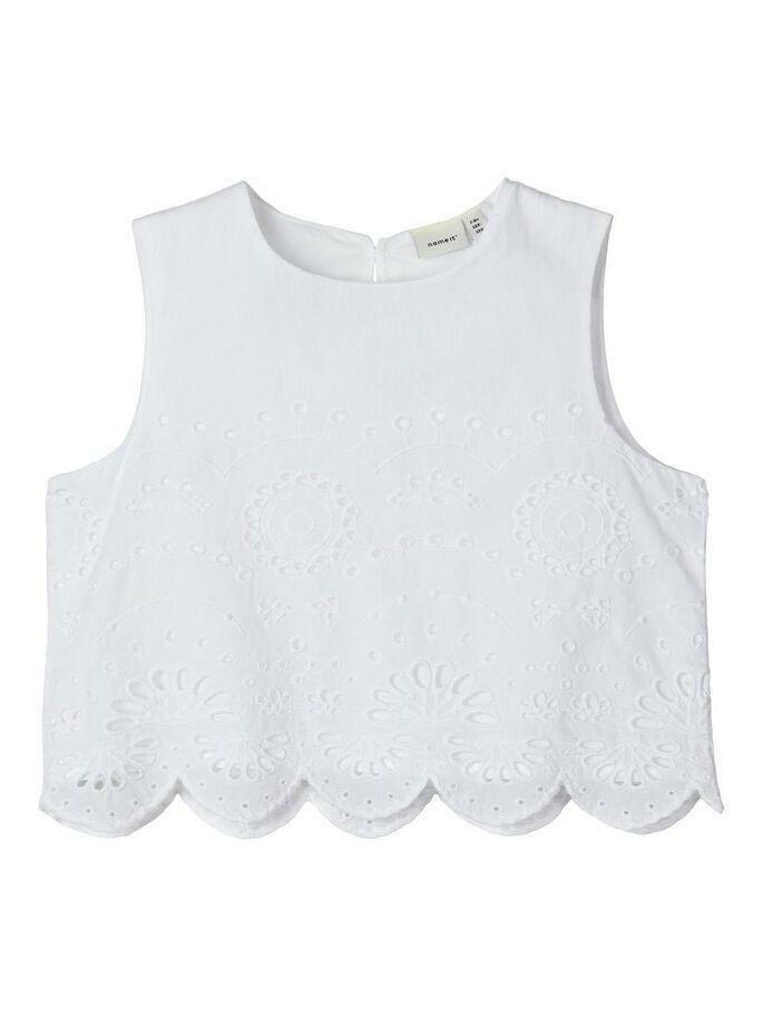 name.it name.it camicia bambina bianco 13175678