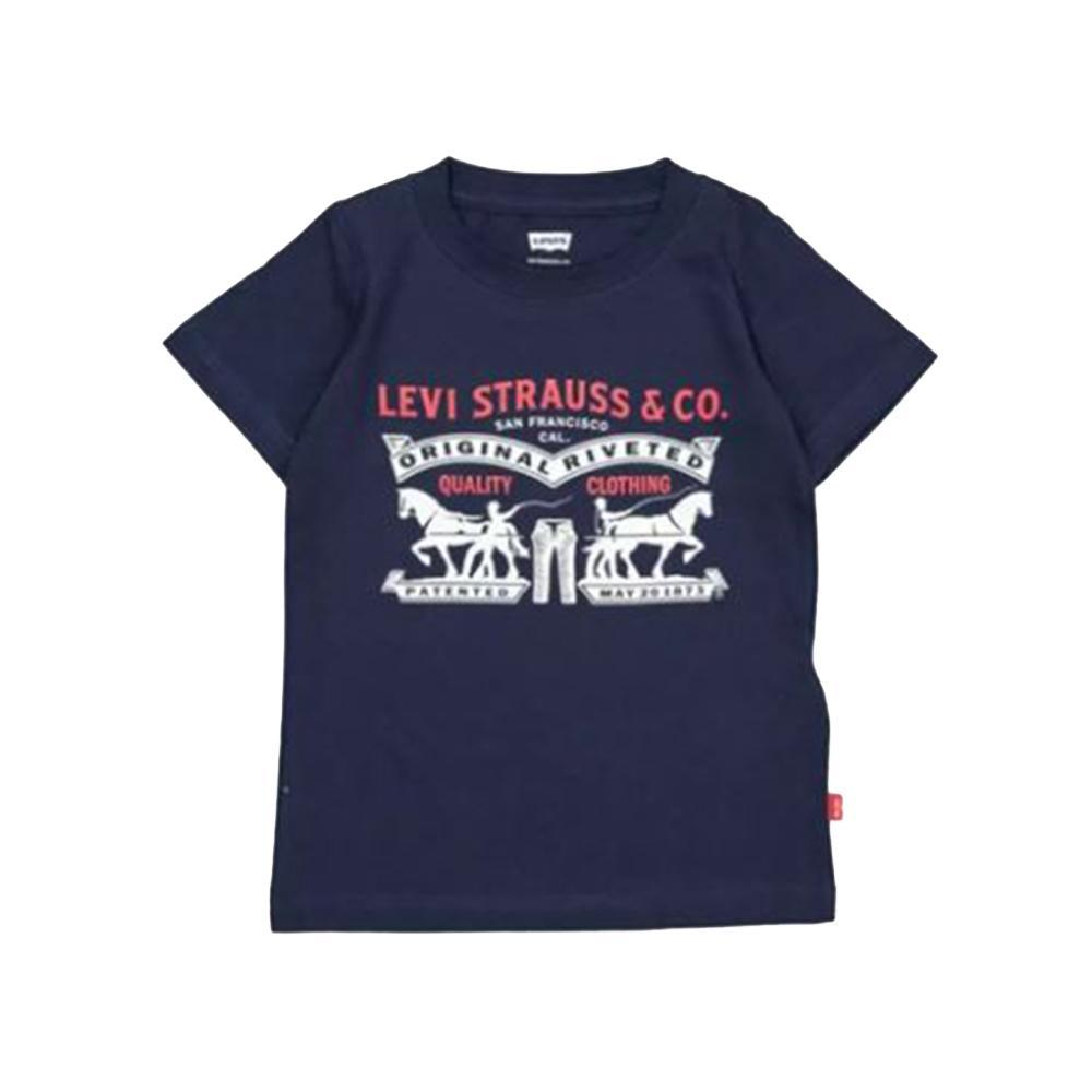 levis levis t-shirt junior blu 9ea074