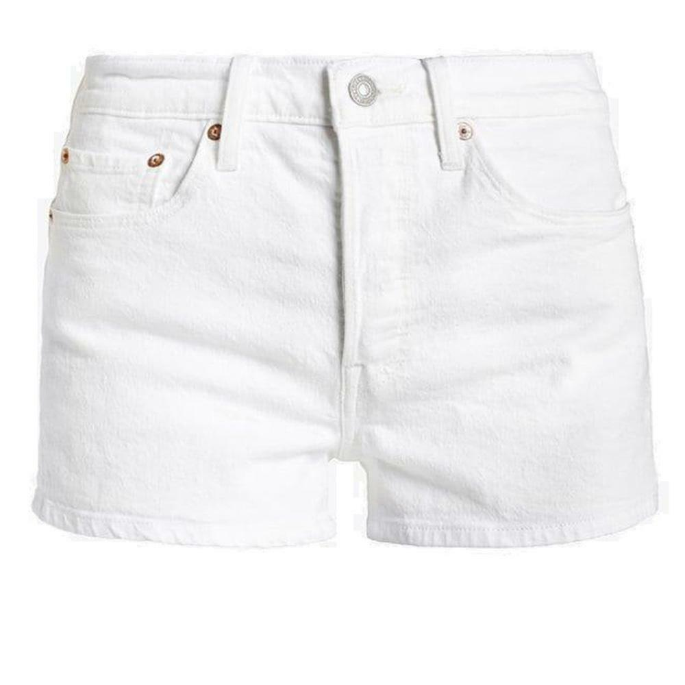 levis levis short ragazza bianco 4ea873