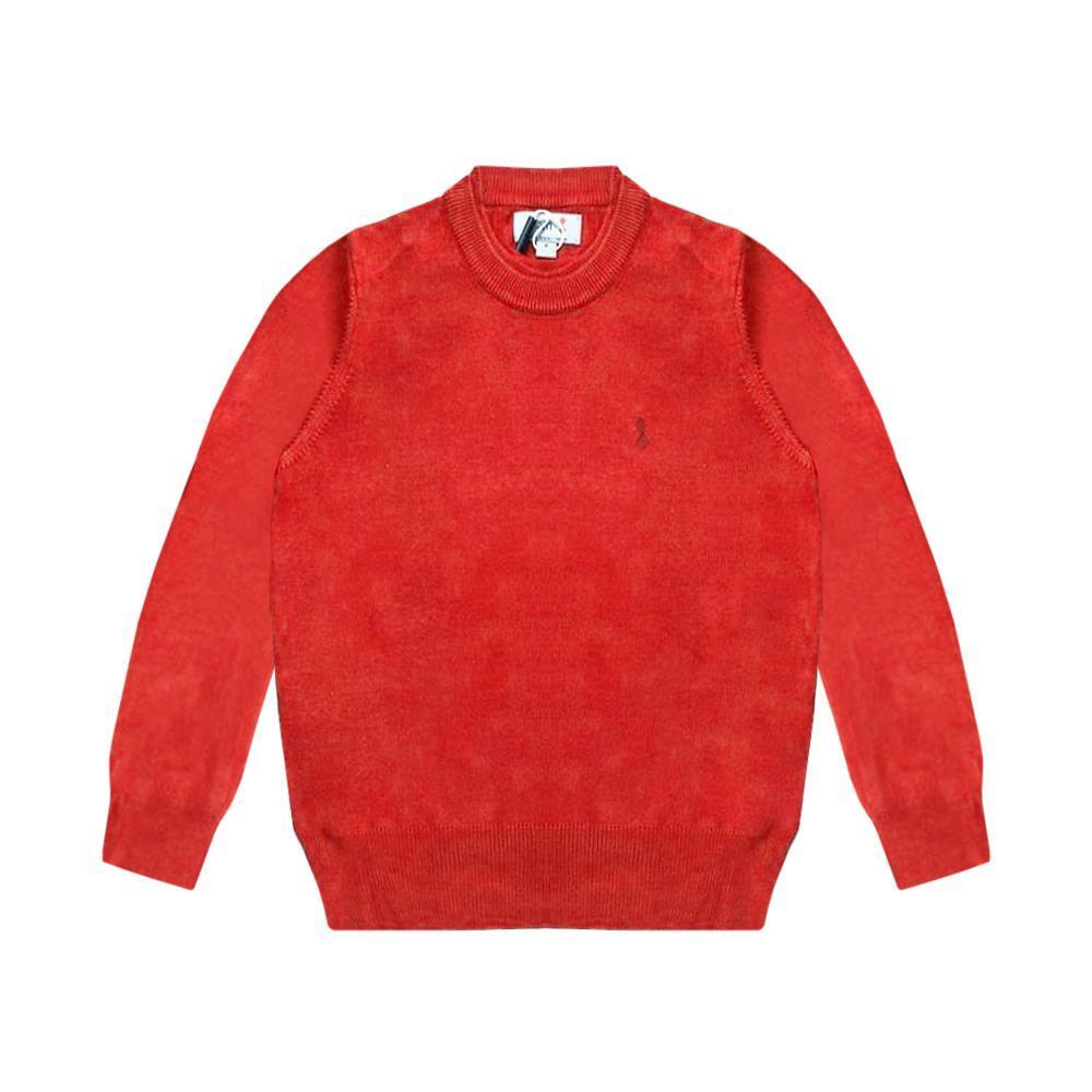 slam slam maglia bambino rosso s302010t00