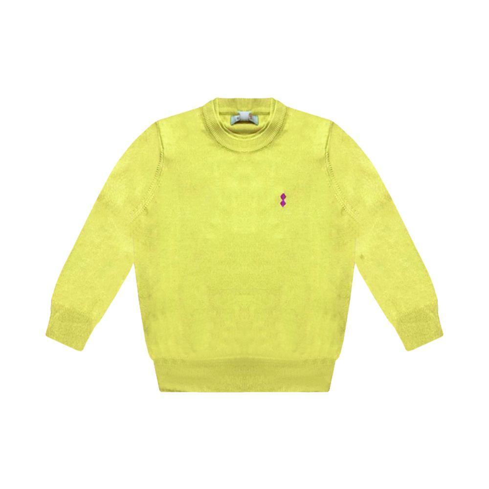 slam slam maglia bambino giallo s302010t00
